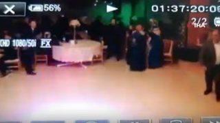 Depreme düğünde yakalandılar