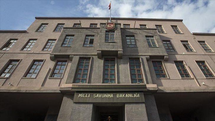 MSB duyurdu! 2 PKK/YPG'li terörist etkisiz hale getirildi