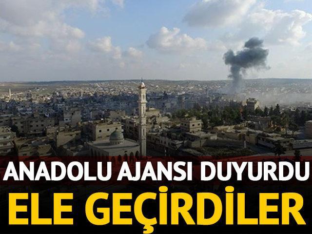 Esad rejimi İdlib'in en büyük ilçesini ele geçirdi!