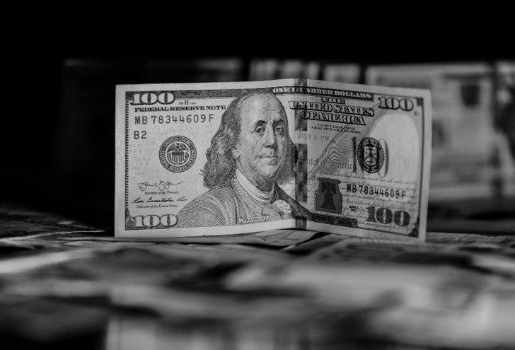 Finans dışı net döviz açığı 157 milyar 570 milyon dolara düştü