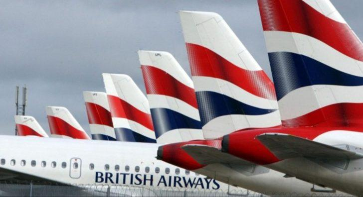 British Airways koronavirüs salgını nedeniyle Çin'e uçuşları durdurdu