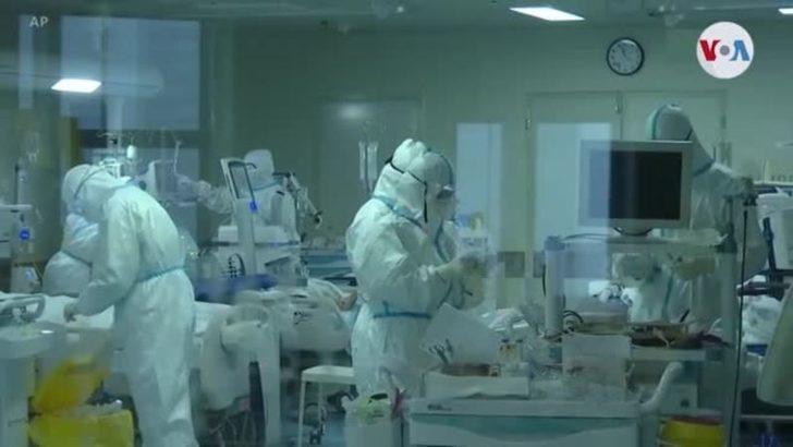 Çin ve Rusya Koronavirüs'e aşı geliştirmek için çalışıyor!