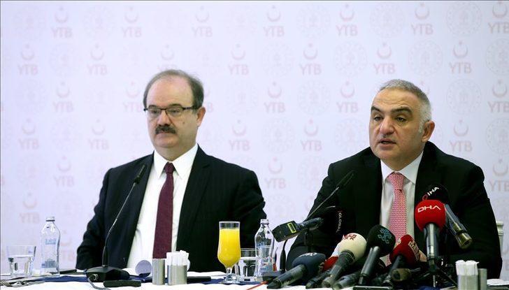 Kültür ve Turizm Bakanı açıkladı! Korona virüsü Turizmi nasıl etkileyecek?