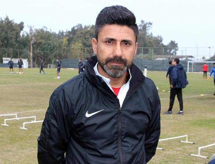Hatayspor'da Bayram Toysal ile yollar ayrıldı