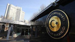 Türkiye'den Mısır'a tepki: Trajikomik!