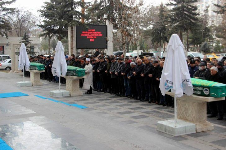 Kayserispor eski yöneticisi Akarsu'nun acı günü