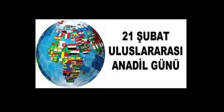 Dünya Anadili Günü 14. yılını kutluyor