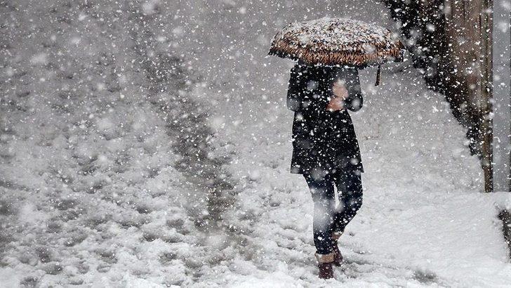 Meteoroloji'den kar ve yağış uyarısı! Bu bölgelerde oturanlar dikkat (25 Kasım İstanbul'da hava durumu)