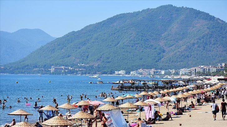 Turizm geliri ilk çeyrekte yüzde 11,4 azaldı