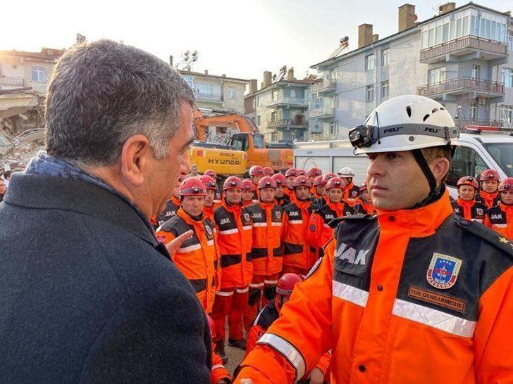"Milletvekili Erol,""Elazığ acilen afet bölgesi ilan edilmeli"""