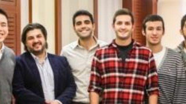 "Emre Kurttepeli joined Koç University ""Lunch with an Investor Series"""