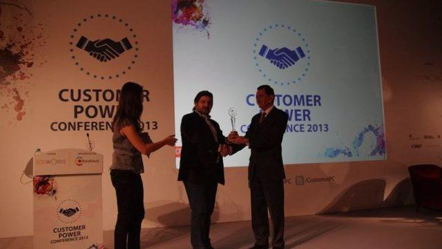 Emre Kurttepeli Participated as a Speaker at Customer Power Conference