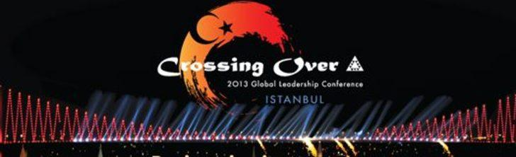 Emre Kurttepeli has made a speech at Global Leadership Summit
