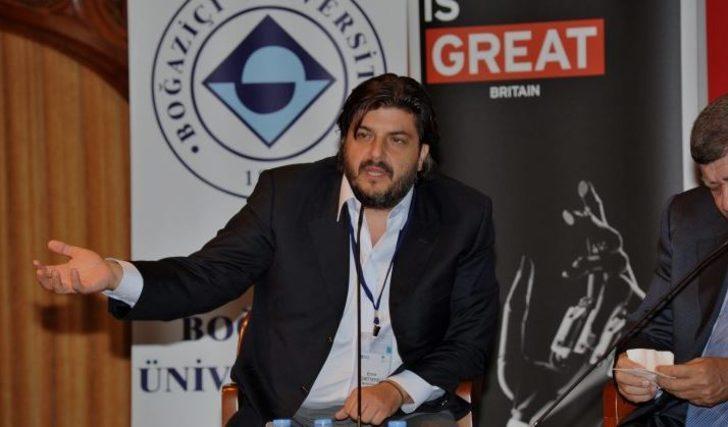 Emre Kurttepeli Participated as a Speaker at UK-Turkey Knowledge Partnership Discussion