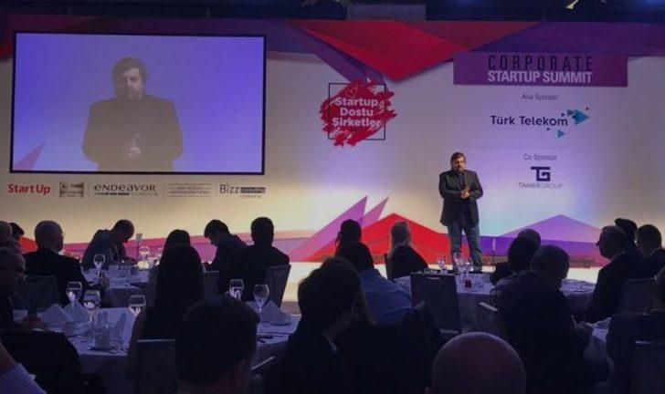 Emre Kurttepeli, Attended as Opening Speaker to Corporate Startup Summit 2017