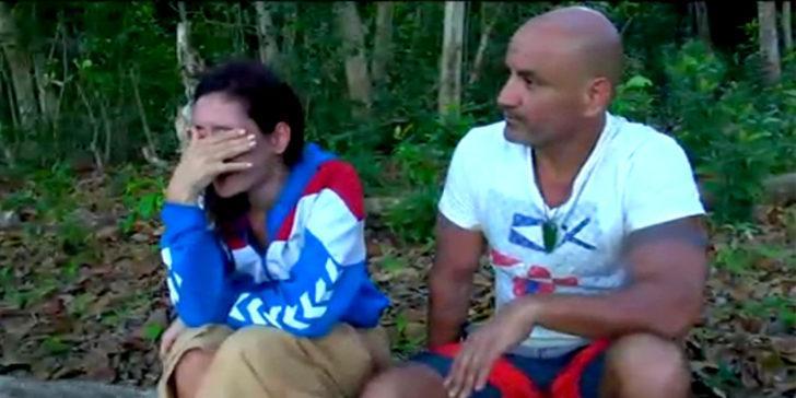 Survivor'da Turabi, Berna'yı çıldırttı
