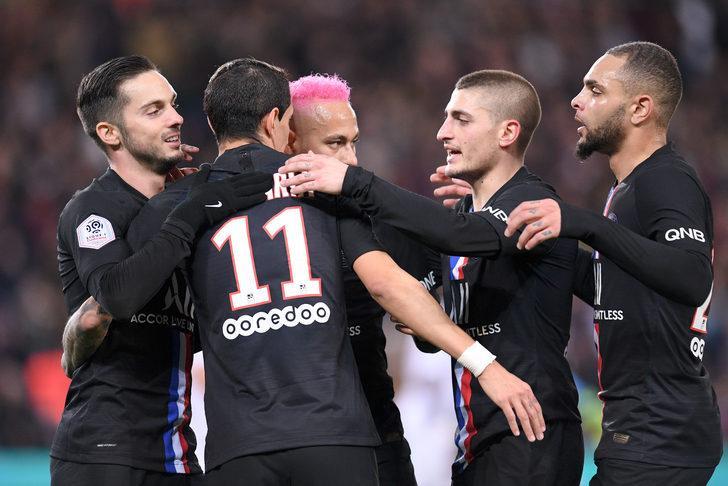 ÖZET | PSG-Montpellier maç sonucu: 5-0