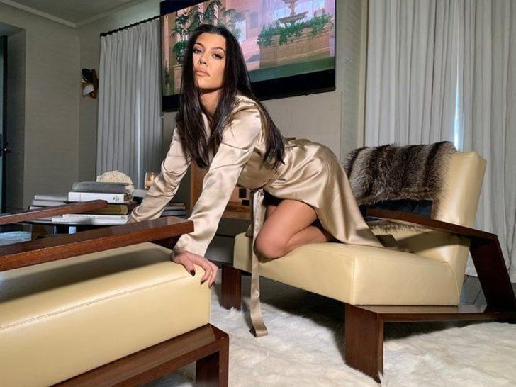 Kourtney Kardashian'ı ailesi uyardı! Gece hayatını bırakamıyor