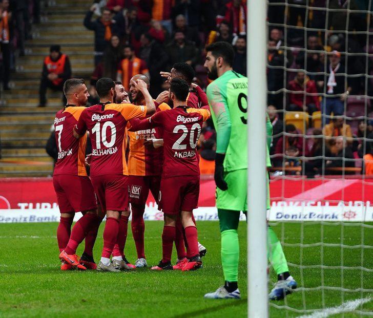ÖZET | Galatasaray - Kayserispor maç sonucu 4-1