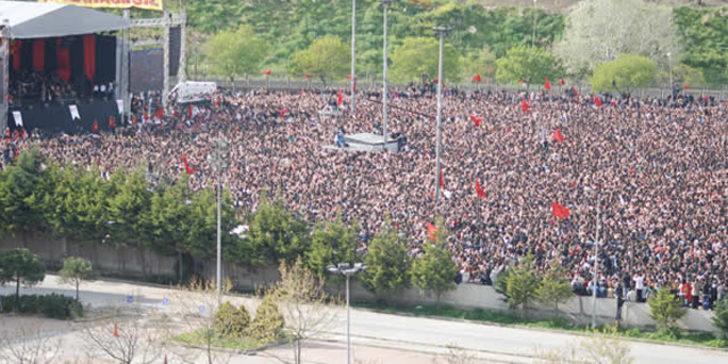 4. Bağımsız Türkiye konseri 13 Nisan'da