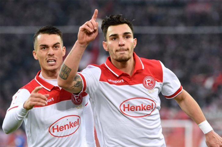 Kaan Ayhan'ın 3 yıl önce Galatasaray'la anlaştığı ortaya çıktı