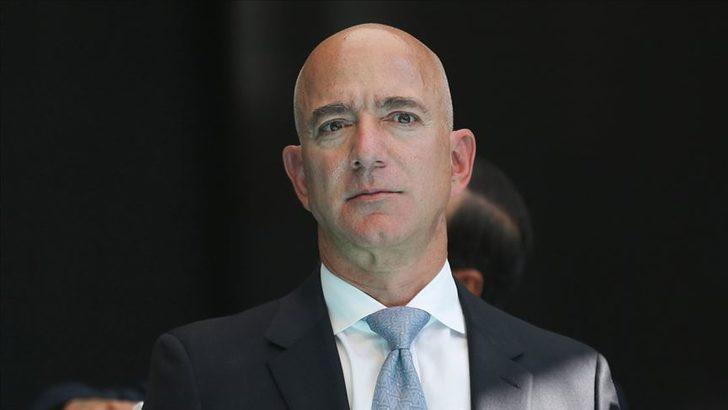 Jeff Bezos, servetinebir günde 13 milyar dolar ekledi
