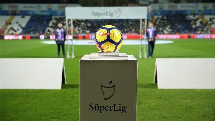 Süper Lig'de yeni fikstür açıklandı!