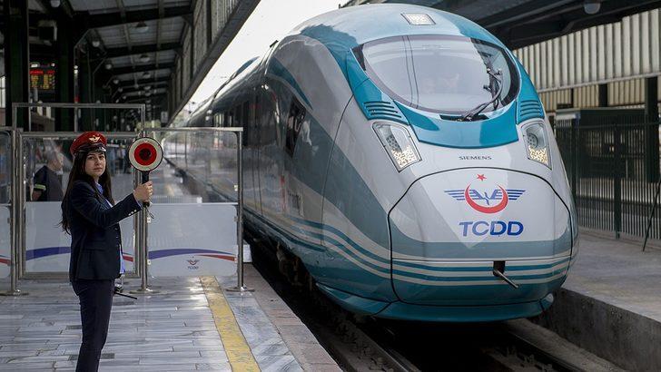 Hızlı tren seferleri yeniden başlıyor