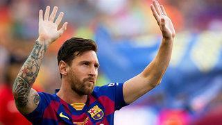 Messi Inter'e transferi hakkında konuştu!