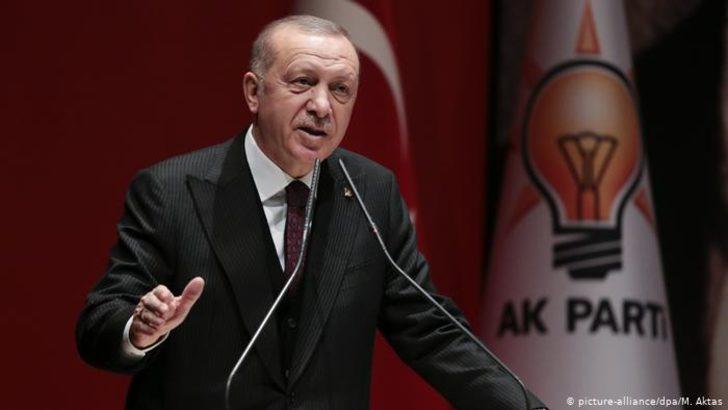 Erdoğan'dan barolar ve meslek örgütleri için yeni düzenleme çağrısı