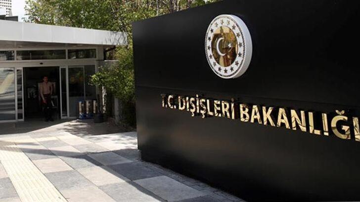 Türkiye'den AP'deki skandala sert tepki: Şiddetle lanetliyoruz
