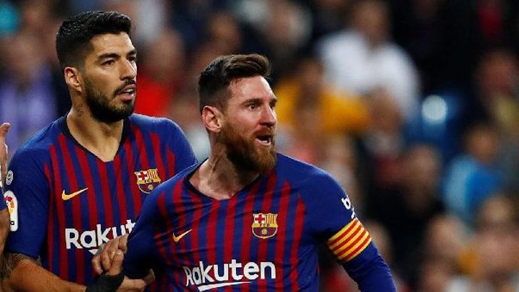 Barcelona'da Messi krizi büyüyor