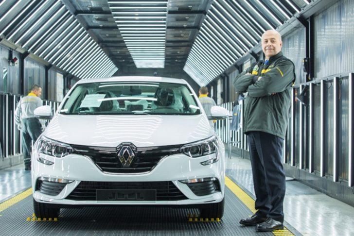 Oyak Renault, otomobil üretimindeki liderliğini korudu