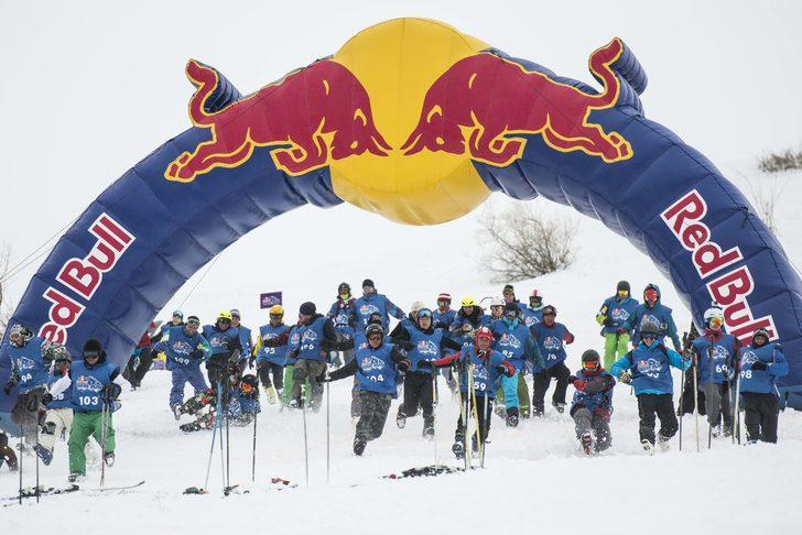 Türkiye'nin en büyük kış sporu etkinliği Red Bull Homerun bu hafta sonu başlıyor