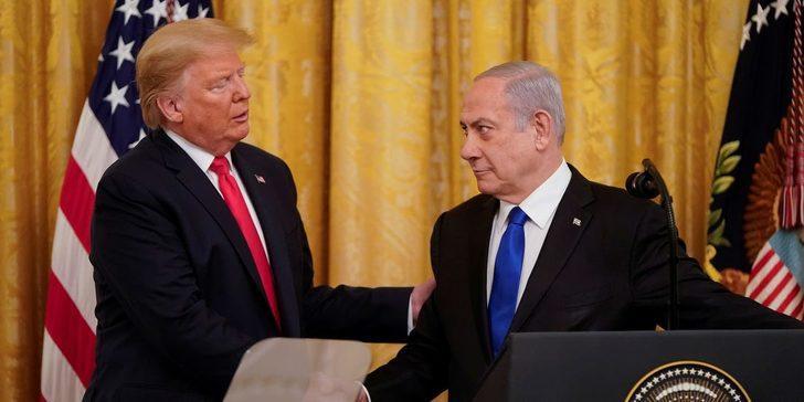 Trump'ın planı sonrası Netanyahu harekete geçti: Haritayı düzenlemeye başladık