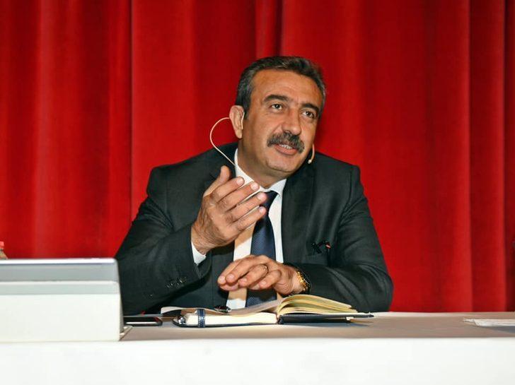 """Başkan Çetin: """"Kriz en çok belediyeleri vurdu"""""""