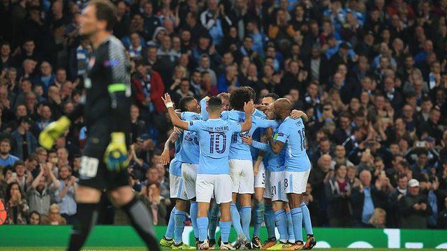 ÖZET | Marsilya - Manchester City: 0-3
