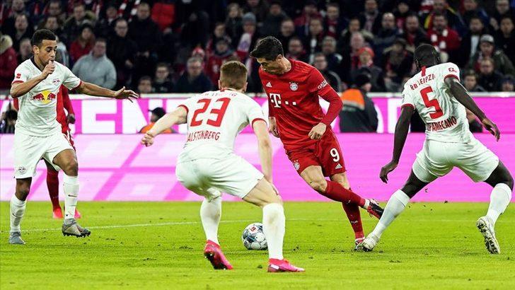 ÖZET İZLE | Bayern Münih - Leipzig maç özeti: 0-0