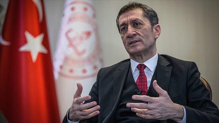 Milli Eğitim Bakanı Ziya Selçuk'tan özel eğitim ile ilgili önemli açıklamalar