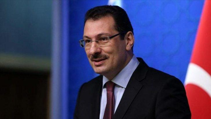 Ali İhsan Yavuz'dan yeni açıklama