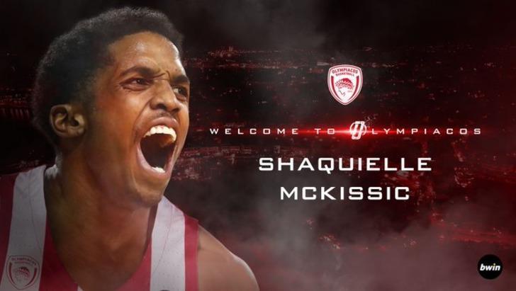 Shaquielle McKissic, Olympiakos'ta