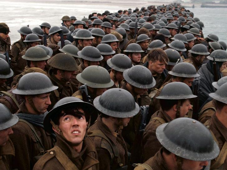 En iyi savaş filmleri listesi… Savaşı bir de bu filmlerde izleyin