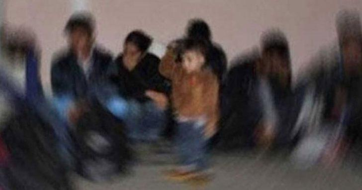 Balıkesir'de 44 düzensiz göçmen yakalandı