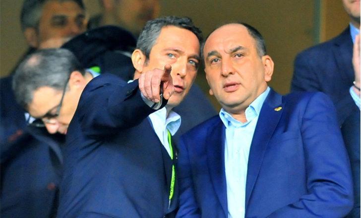 Fenerbahçe İkinci Başkanı Semih Özsoy PFDK'ya sevk edildi