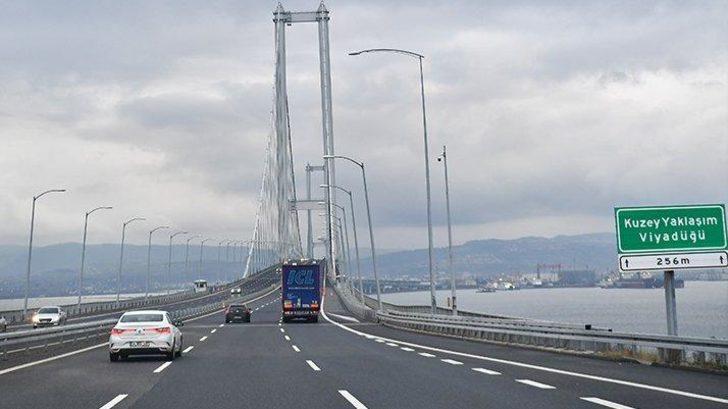 Osmangazi Köprüsü'nde hisse satışı için JPMorgan'a yetki verildi