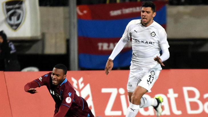 Altaylı Cenk Cansev'i Trabzonspor izliyor