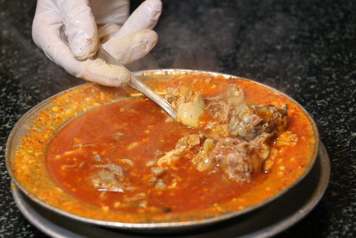Koronavirüsünün panzehiri paça çorbası