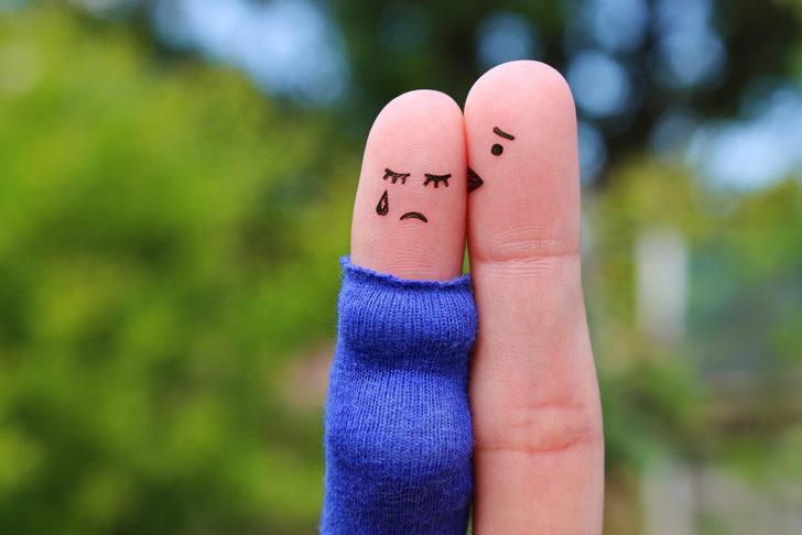 Eski sevgiliden yeni sevgili olur mu?