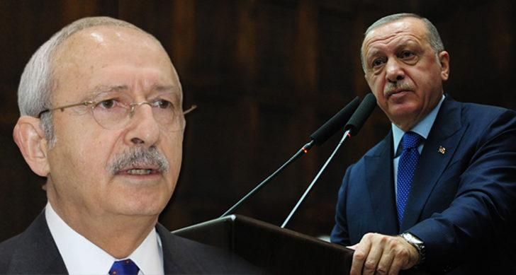 Cumhurbaşkanı Erdoğan'dan CHP lideri Kılıçdaroğlu'na tazminat davası