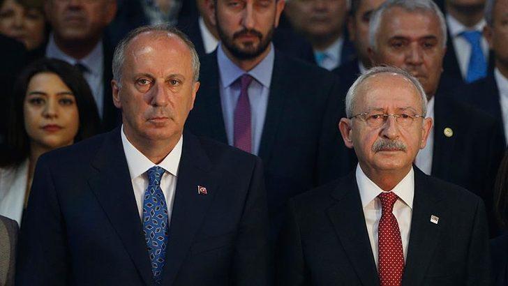 Kemal Kılıçdaroğlu'dan Muharrem İnce'nin istifasına ilk yorum
